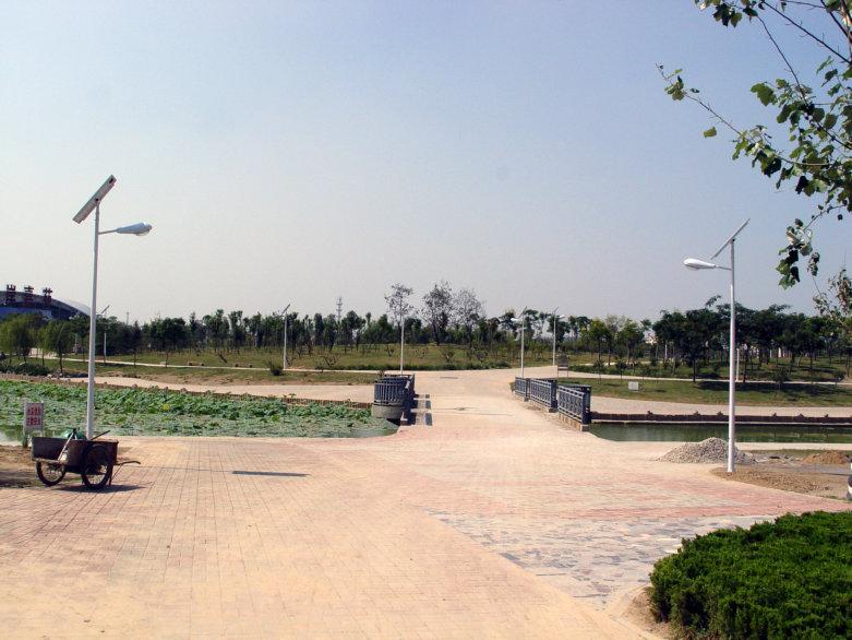生态休闲度假园,太阳能景观,照明,景区太阳能路灯